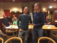 Winnaar Interne competitie: Han Hubers