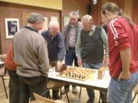 Pegasus Zwolle met de feestavond tijdens Sinterklaas