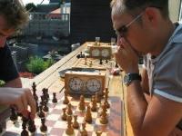 Zomerschaak bij Schaakvereniging Pegasus Zwolle