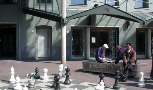 Max Euwe-plein Amsterdam