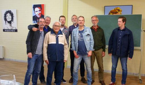 Pegasus 1 bij slotronde 2A in 2018 in Kampen