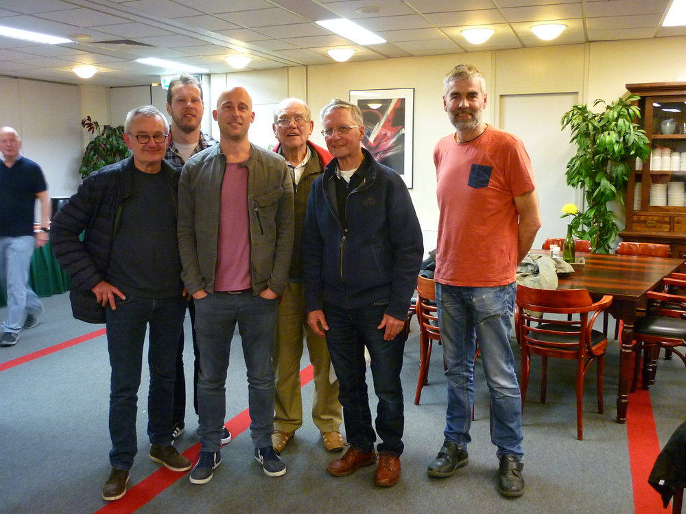 Slotronde Pegasus 2 op 10 april 2018 in Ermelo