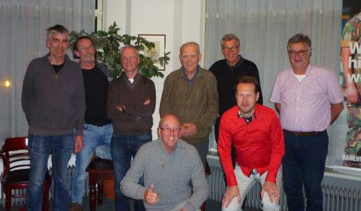 Slotronde tweede team op 9 april bij VSG