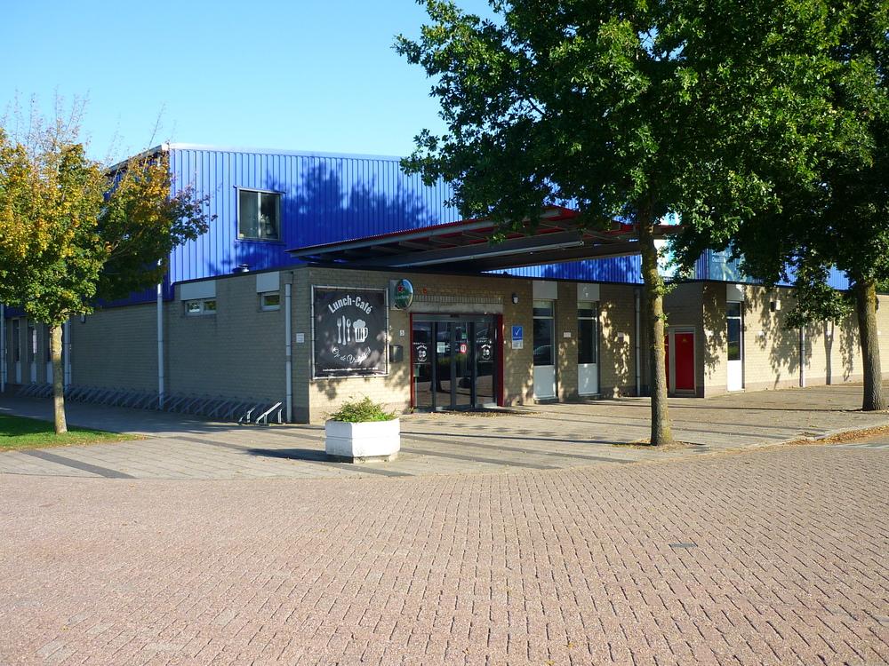 Lunch Café op de Vrolijkheid, Ossenkamp 5